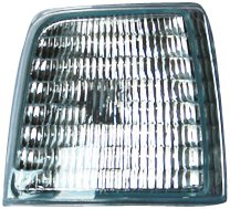 TYC 17-1124-01 Compatible with Ford Front Passenger Side Replacement Side Marker Lamp
