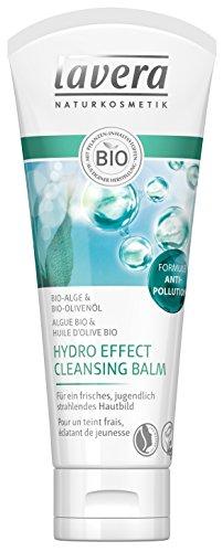 lavera Baume nettoyant formule anti-pollution / Hydro Effect Cleansing Balm - Vegan - Cosmétiques naturels - Ingrédients végétaux bio - 100% naturel 100ml