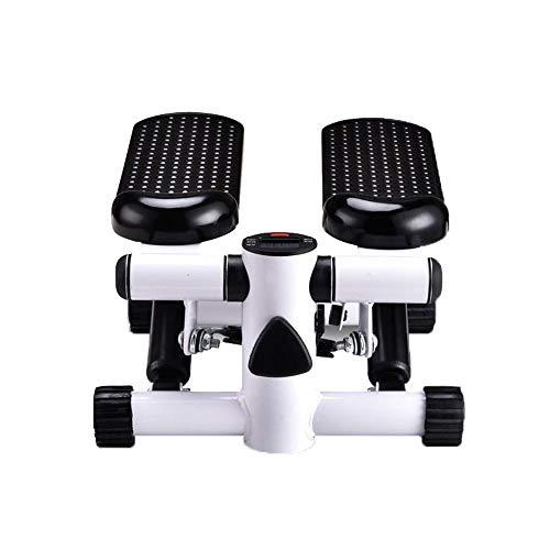Máquinas de Step para Fitness Hogar aparatos de Ejercicios Multifuncional Mute Mini Pedal Máquina hidráulica de Pasos de la máquina del escalonamiento Maquina de Ejercicio