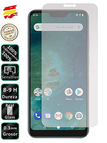 Movilrey Protector Xiaomi MI A2 Lite Cristal Templado