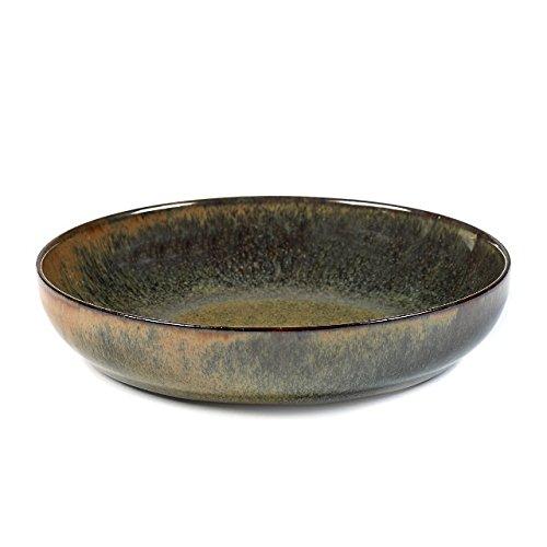 Assiette creuse S - Indi Grey - Ø 16 cm
