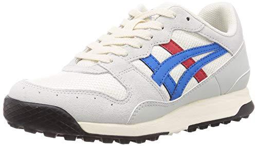 Onitsuka Tiger Herren Sneaker TIGER HORIZONIA Weiß Glattleder 45