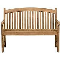 Amazonia Newham 1-Piece Patio Bench
