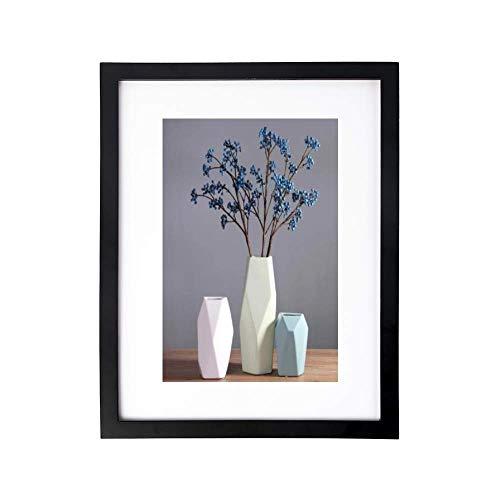 RugzT Moderne Flaschenkunst, eckig, weiß, moderne Kunst, Holzmalerei, Wohnzimmer, Badezimmer, Schlafzimmer, Esszimmer, stilvolle dekorative Malerei, Dekorationen, 30 x 40 cm