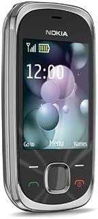 NOKIA 7230 (BLACK) UNLOCKED INTERNATIONAL GSM PHONE