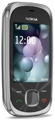 Nokia 7230 Cellulare, colore: Grafite (Importato da Francia)