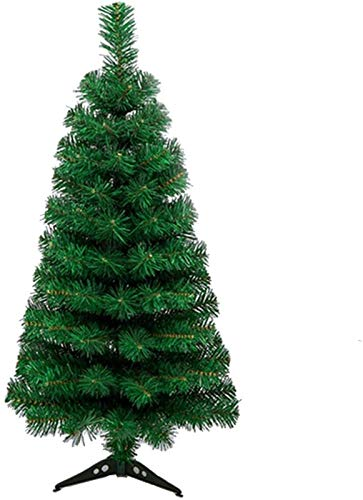 ccfgh Christmas Decorations,Mini Christmas Tree 60cm Desktop Encryption Christmas Tree Merry Christmas Decorative Xmas Decor ts Party Decor Gifts for Kids and Adults (Color : Green#3, Size : 60CM)