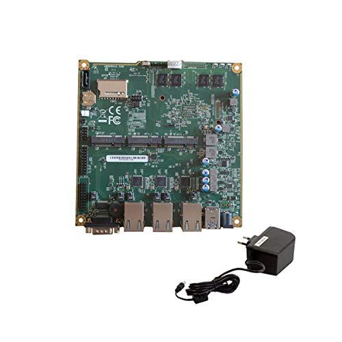 PC Engines APU.1D Bundle (Board, Netzteil, Speicher, Gehaeuse)