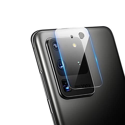 TenYll Kamera schutzfolie für Samsung Galaxy S20 Ultra, Hochauflösender Kamera Flexible Panzerglas Schutzfolie, Samsung Galaxy S20 Ultra Schutz Kamera Linse [3 stück]
