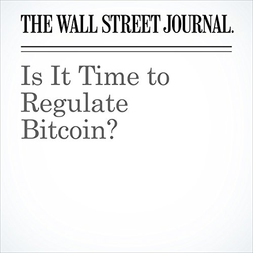 Is It Time to Regulate Bitcoin? copertina