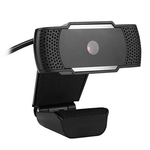 A880 Computer High Definition Webcam Cámara USB Balance de Blancos automático sin Unidad para videoconferencia de transmisión en Vivo