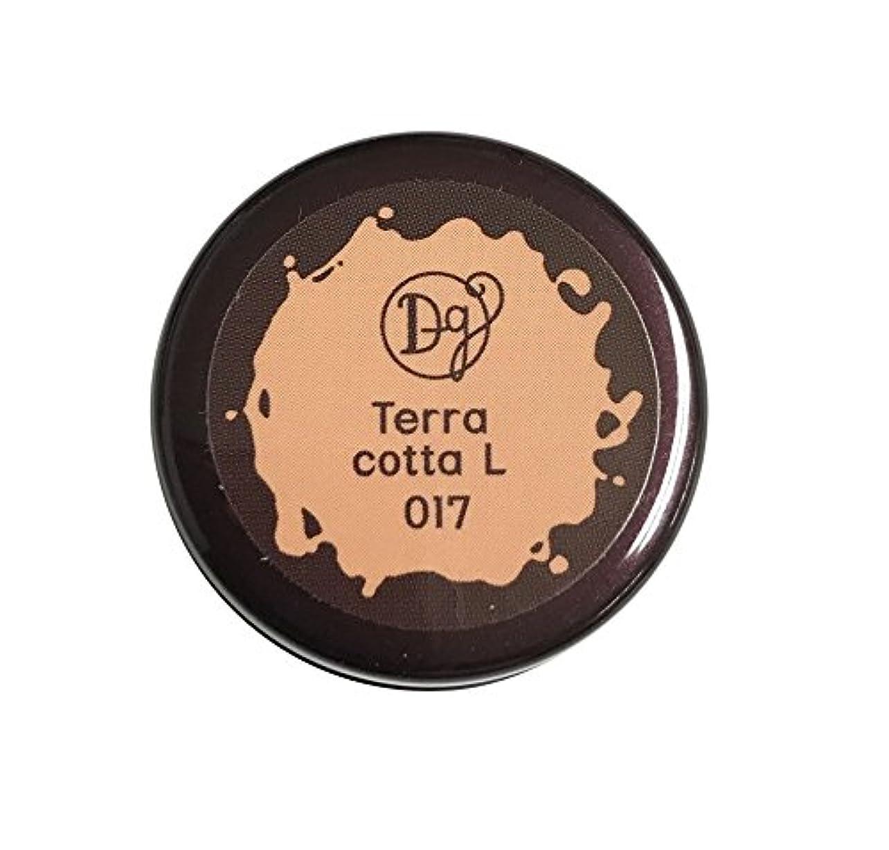 デコラガール カラージェル 017 テラコッタライト 3g