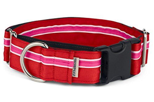 If It Barks - 1.5' Martingale Collar for Dogs -...