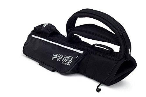 Ping 31785-01 Moon lite Sunday Carry Bag, Black