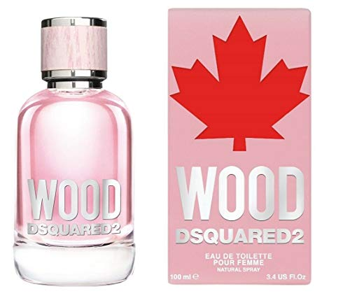 Dsquared She Wood Eau de Parfum Spray für damen, 100 ml