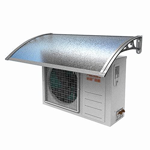 Awnings Cubierta De Aire Acondicionado Toldo Caja Medidor Eléctrico 23.6x41.3in Parasol De...