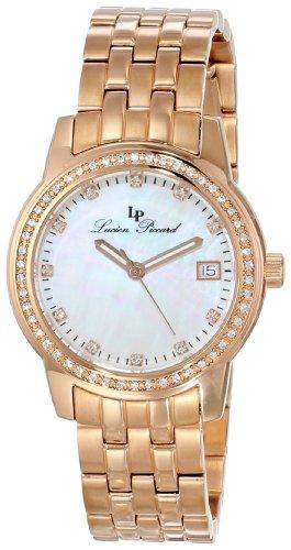 Lucien Piccard Taney Women's 30mm Synthetic Sapphire Quartz Watch...