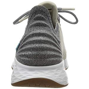 New Balance womens Fresh Foam Roav V1 Sneaker, Moonbeam/Light Aluminum, 8.5 US