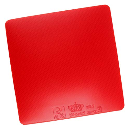 Why Choose SaniMomo PingPong Rubber Sponge – Professional Table Tennis Rubber Sheet -2.2mm – Choose of Colors – Red