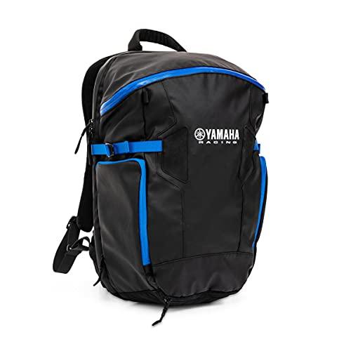 Yamaha - Zaino blu | Zaino con spazio sufficiente per riporre ad esempio per il computer portatile