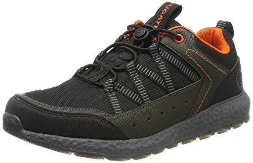 bugatti Herren 341589095000 Sneaker, Grau, 44 EU