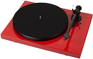 Toca-Discos High-End, Pro-ject, DEBUT CARBON 2C RED