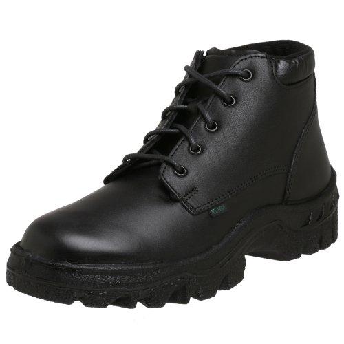 Rocky mens Fq0005005 Mid Calf Boot, Black, 10.5 Wide US