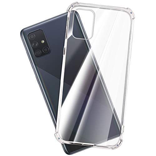 mtb more energy® - Cover morbida per Motorola Moto G5S Plus, G5S+ (5,5''), angoli rinforzati, 1,5 mm, TPU