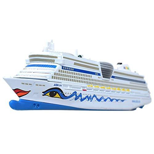 Modelo de automóvil Modelo de automóvil Ingeniería de automóviles Modelo de vehículo Aleación Modelo Modelo de cruceros Barco de velocidad Velocidad para niños Regalos de juguete de crucero para niños