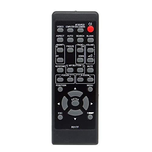 Aimdio Telecomando del Proiettore per Hitachi CP-CW250WN CP-CX300WN CP-EW300N CP-EX250N CP-WX3014WN CP-WX3015WN CP-X2514WN CP-X2530WN CP-X2541WN CP-X4022WN CP-X5022WN