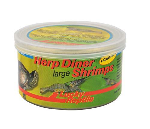 Lucky Reptile Herp Diner Shrimps groß 35 g, 1er Pack (1 x 35 g)