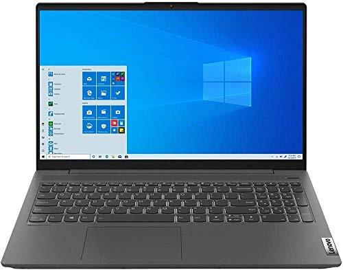 2020 Lenovo IdeaPad 5 15.6' Full HD IPS Touchscreen Laptop PC, Intel Core i5-1035G1 Quad Core Processor, 16GB DDR4 RAM, 512GB SSD, Backlit Keyboard, HDMI, Bluetooth, Windows 10 Home, Gray