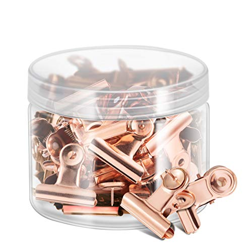 Favide Push Pin Clips, 30 Pack Heavy Duty Clips with Pins for Cork Boards, Bulletin Boards and Cubicle Walls, Pinning No Holes for Paper, Creative Paper Clips with Craft Projects for Offices School
