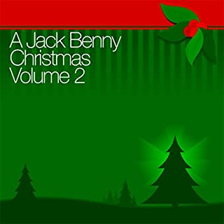 A Jack Benny Christmas Vol. 2 cover art