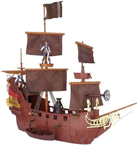 al precio mas bajo Pirates Of The The The Caribbean Queen Anne's Revenge Hero Ship Play Set by Pirates of the Caribbean  compra limitada