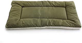 Pet Dreams Dog Crate Bed -The Original Crate Pad/Kennel Mat – Quality Bedding Since 1999, 2 in 1 Reversible for Summer and Winter. 100% Washable- Guaranteed!