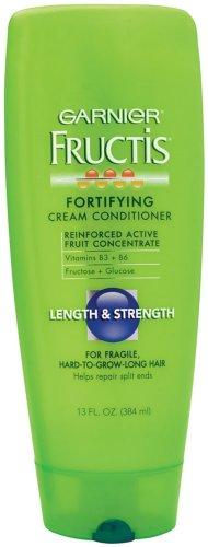 Garnier Fructis Length and Strength Conditioner, 13-Fluid Ounce