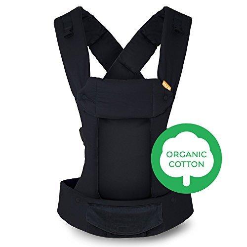 Beco Gemini Baby Carrier (Organic Metro Black)