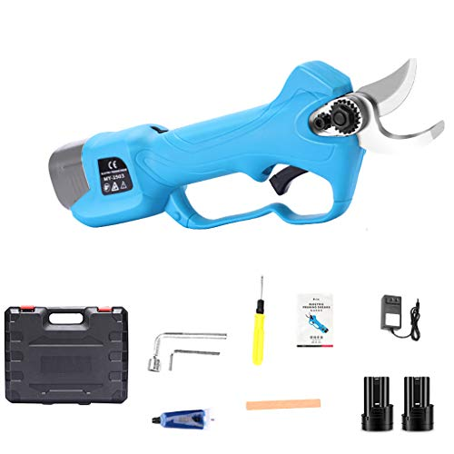 Fantastic Prices! MGW Electric Shears Cordless Garden Pruning Machine, Electric Pruning Shears