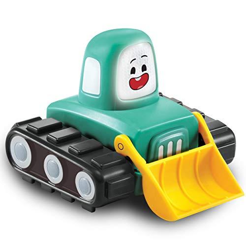 Vtech 80-523504 TUT Benny Baustelle Babyspielzeug, Babyfahrzeug, Spielzeugauto, Cory Flitzer