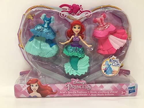 Disney Princess Ariel's Sparkle Fashions