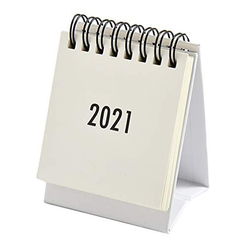 2021 Skrivbordskalenderbord Svenska Engelska Kalender Årlig Montly Schedule Planner Agenda Arrangör, Vit