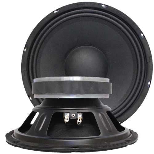 Seismic Audio - Jolt-10 - Pair of 10' Bass Guitar Raw Woofer Speaker Drivers PRO...