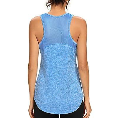 Amazon Promo Code for Womens Workout Tank Tops Yoga Shirts Mesh Racerback 25092021121242