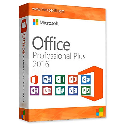 Office pro plus 2016 1 pc license