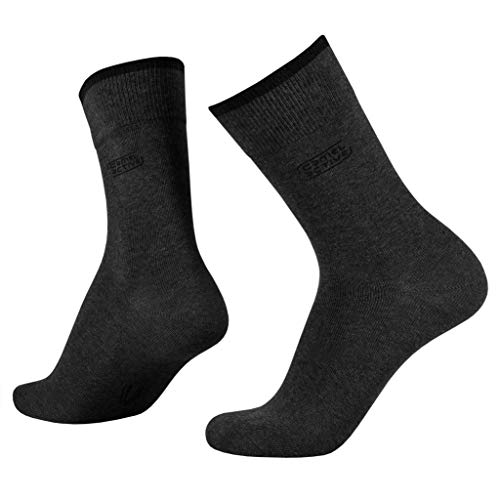 Camel Basic Socken (Black, 1x6 Paar 39/42 VORTEILSPACK)