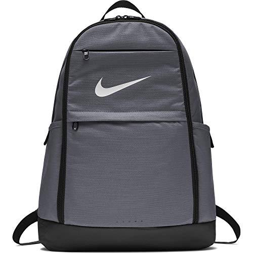 Nike Unisex– Erwachsene NK BRSLA XL BKPK - NA Schultertaschen, Flint Grey/Black/White, One Size