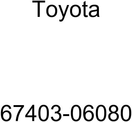 Toyota Chicago Mall Sales of SALE items from new works 67403-06080 Door Assembly Frame Sub