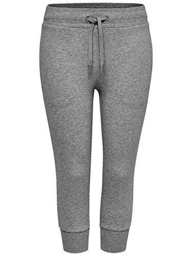 ONLY dames joggingbroek onpLina 3/4 sweat broek 15108843