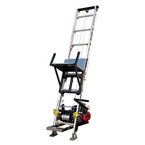 TranzSporter TP400 - 400lb. 28ft. Ladder Hoist - Lifan Motor
